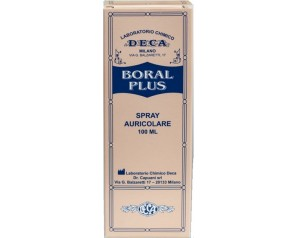 Deca Laboratorio Chimico Boral Plus Spray Auricolare 100 Ml