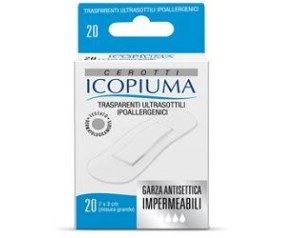 Desa Pharma Cerotto Icopiuma Trasparente Grande 20 Pezzi