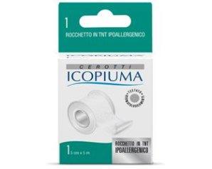 Desa Pharma Cerotto In Rocchetto Icopiuma Tessuto Non Tessuto 5x500 Cm
