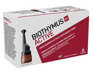 Rottapharm  Biothymus AC Active Trattamento Anticaduta Uomo 10 Fiale