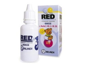 Red Gocce 15 ml