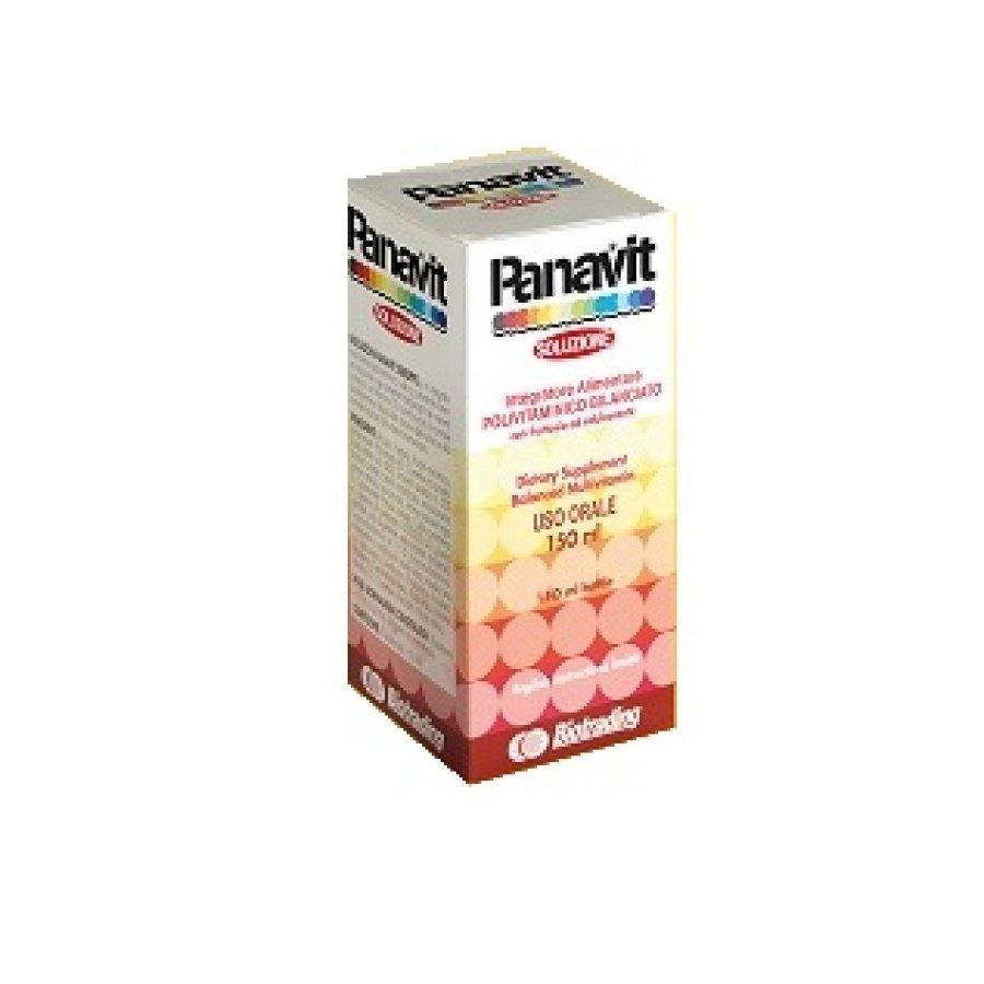 Panavit Integratore Alimentare Soluzione Uso Orale 150 ml