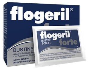 Shedir Pharma  Unipersonale Flogeril Forte 18 Bustine