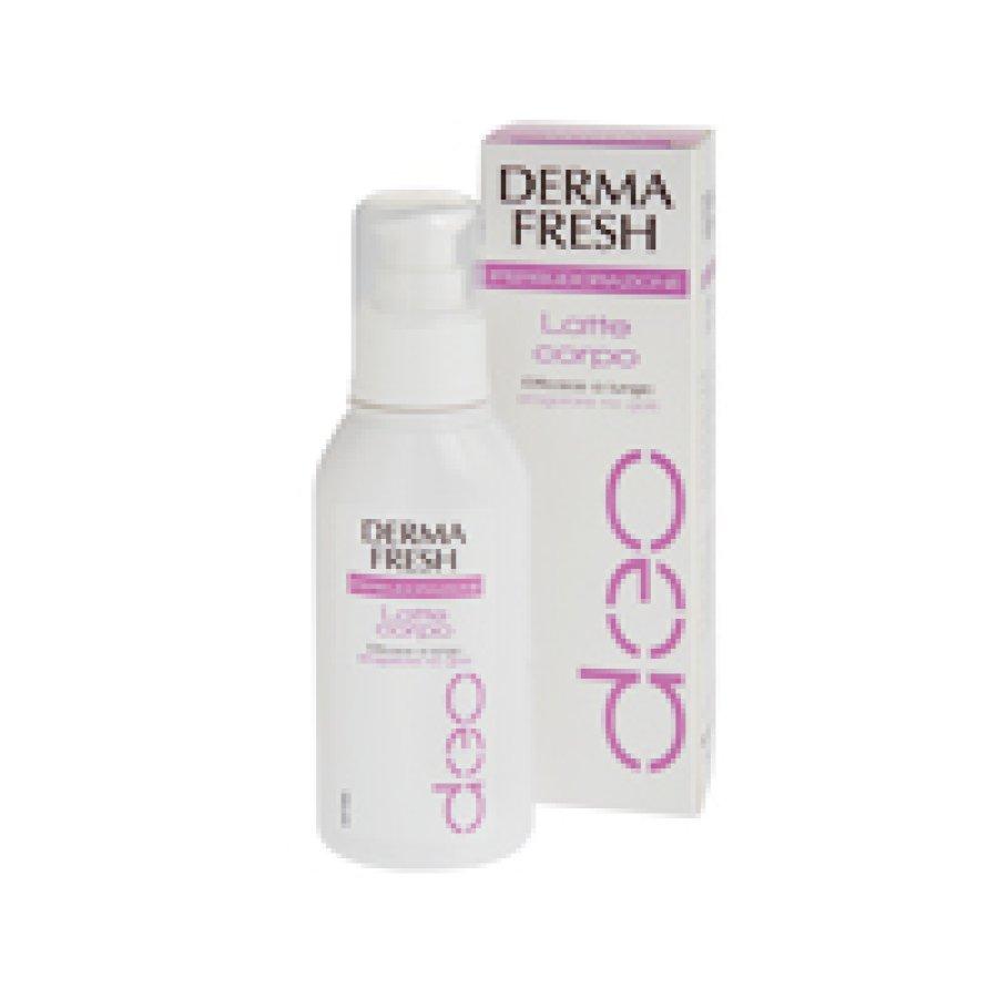 Dermafresh  Deodorante Ipersudorazione Efficace a Lungo Latte 50 ml