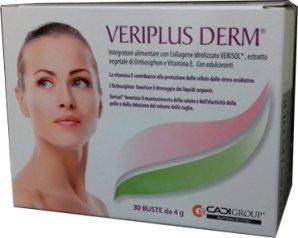 VERIPLUS Derm 30 Bust.