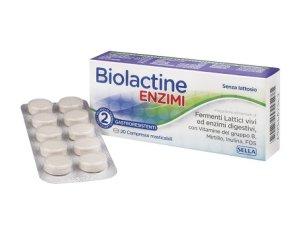 Sella Biolactine Nuovo 20 Compresse