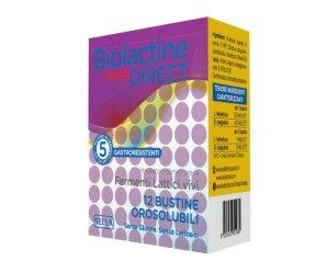 Sella Biolactine Forte Direct Fermenti Lattici 12 Bustine