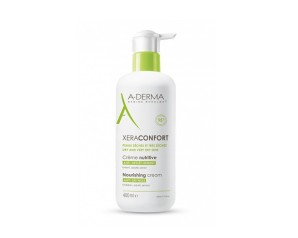 A-Derma  Xera-Mega Confort Crema Nutritiva Emolliente Anti-Secchezza 400 ml