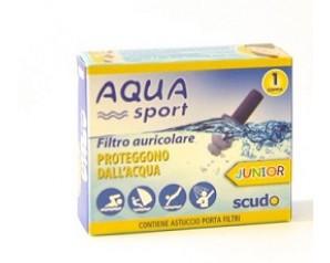 Earplug Aquasport Junior Tappi Auricolari Bambini Pezzi