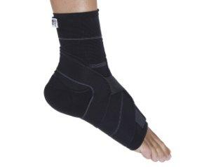 Dual Sanitaly Cavigliera Per Legamenti Gibaud Ortho Nera Misura 5