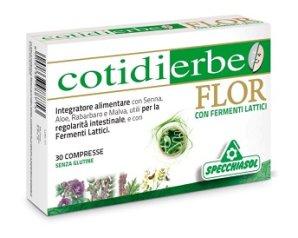 Specchiasol Cotidierbe Flor Integratore Alimentare 30 Compresse