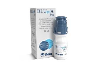 BLUgel A Free Soluzione Oftalmica 10ml