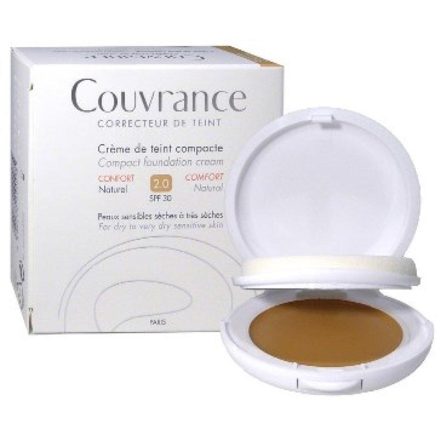 Avene Couvrance Crema Compatta Colorata Nf Comfort 2.0 Naturale  9,5 G scad04/21