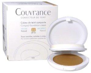 Avène Couvrance Crema Compatta Oil-Free Natural 10g