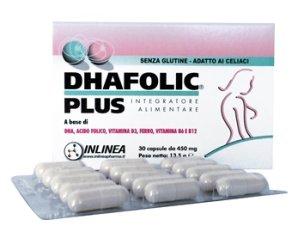Inlinea Dhafolic Plus 30 Capsule