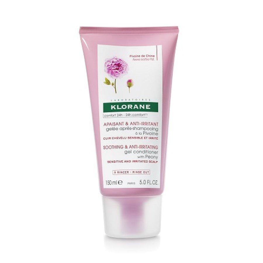 Klorane Gel Dopo Shampoo Peonia 150 ml