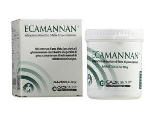 Ca.di.group Ecamannan Polvere 50 G Senza Zuccheri