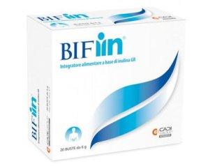Ca.Di. Group Bifin Integratore Alimentare 20 Bustine