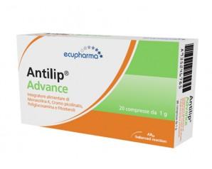Antilip Advance Integratore Alimentare  Controllo Colesterolo 20 compresse