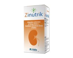 Fidia  Antiossidanti Zinutrik Integratore Alimentare 20 Compresse