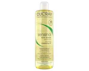 Ducray Sensinol Olio Detergente per il Corpo 400 ml