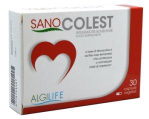 Algilife Sanocolest 30 Capsule