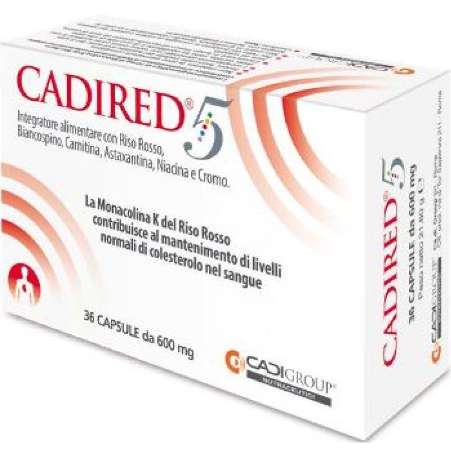 Ca.di.group Cadired 5 36 Capsule