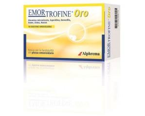 EMORTROFINE Oro 18 Bust.3g