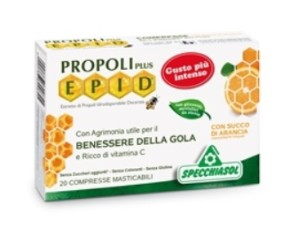 Specchiasol  Difesa e Benessere EPID 20 Compresse Agrimonia Arancia