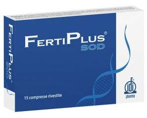 Idi Integratori Fertiplus Sod 15 Compresse Rivestite