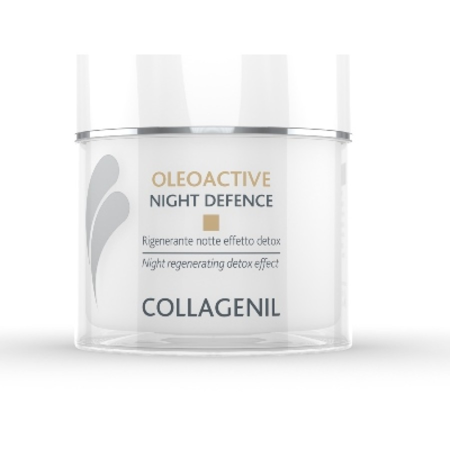 Uniderm Farmaceutici Collagenil Oleoactive Night Defence 50 Ml