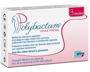 Effik Polybactum Ovuli Vaginali 3 Pezzi