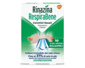 RINAZINA RESPIRABENE Bals.10pz
