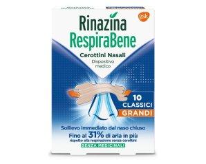 RINAZINA RESPIRABENE Cl.G 10pz