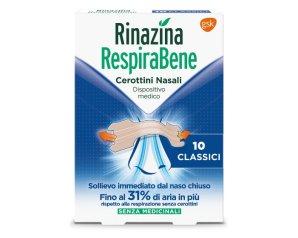 Rinazina Respira Bene Classico 10 Cerotti