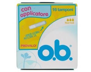 O.B. Applicatore Normal 16pz