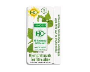 Hc + Olio Ristrutturante Filtro Solare 10 Ml