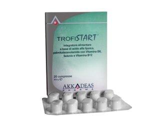 Akkadeas Pharma Trofistart 20 Compresse