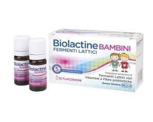 BIOLACTINE Bambini10fl.8ml
