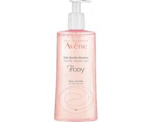 Avene  Body Gel Doccia Delicato Detergente Corpo pH Fisiologico 500 ml