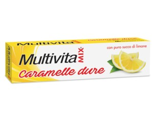 Montefarmaco Otc Multivitamix Caramelle Al Limone 32 G