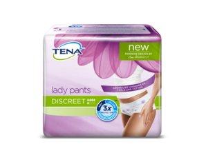 Essity Italy Mutandina Assorbente Tena Lady Pants Discreet Medium 6 Pezzi