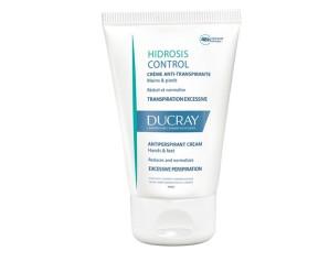 Ducray Hidrosis Control Crema Anti-traspirante Mani E Piedi 50ml