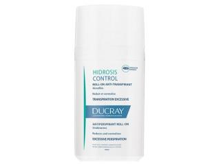 Ducray Hydrosis Control Roll-On Antitraspirante 40ml