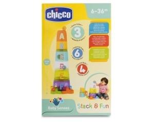CH GIOCO TORRE C/PALLINE GIOCA