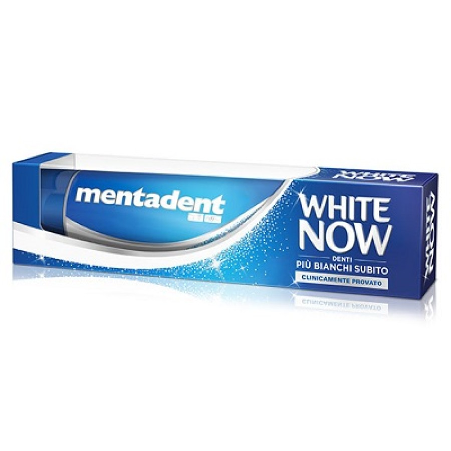 Inuvance Mentadent White Now Dentifricio 75 ml