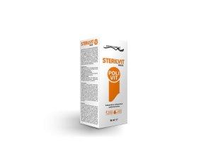 Sterilfarma Sterilvit Polivit Integratore alimentare Gocce 15ml