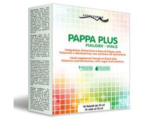 Sterilfarma Pappa Plus 10 Fialoidi Da 10 Ml