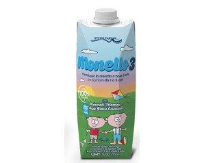 MONELLO 3 1/3ANNI LIQUIDO500ML