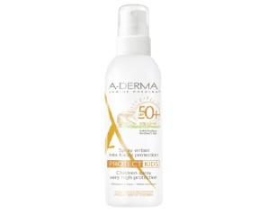 Aderma A-d Protect Kids Spray Bambino 50+ Protezione Solare 200 Ml